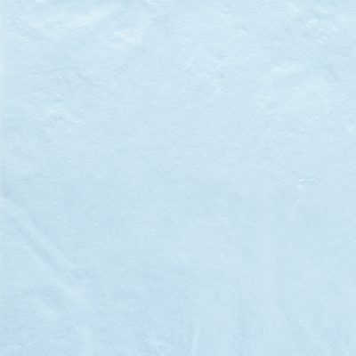 cotto d'arte azzurro chiaro