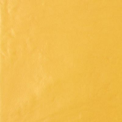 cotto d'arte giallo