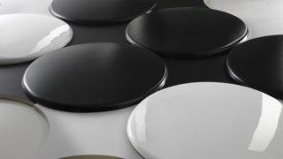 Linea Geometria Tonalite: piastrella decorativa Cerchio