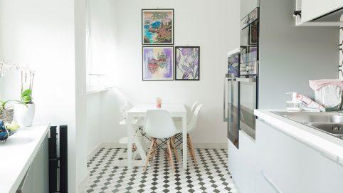 Piastrelle bianche e nere cerca con google home sweet home in