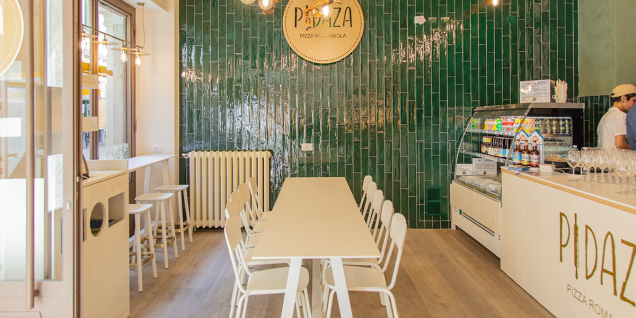 Pidaza, progetto con Tonalite di architetto Simona Santolini